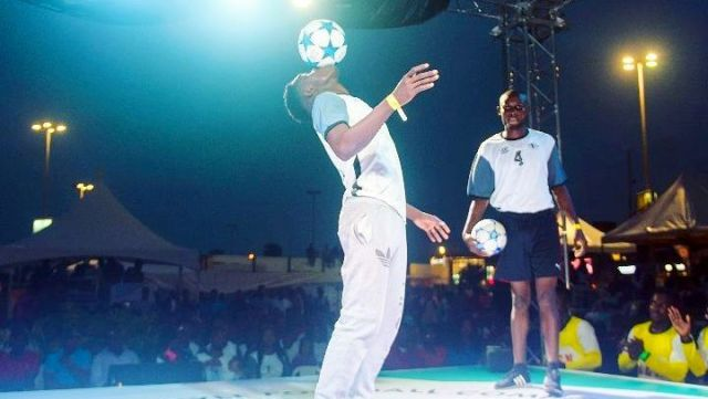 African Freestyle Championship: Top Stars, Artistes Hail Organisers