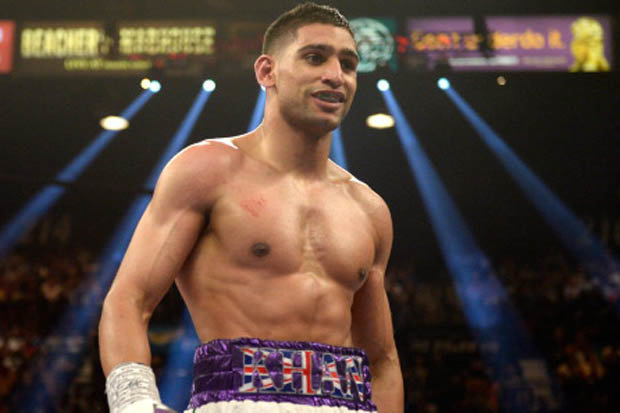 Khan Vows To Outclass Vargas