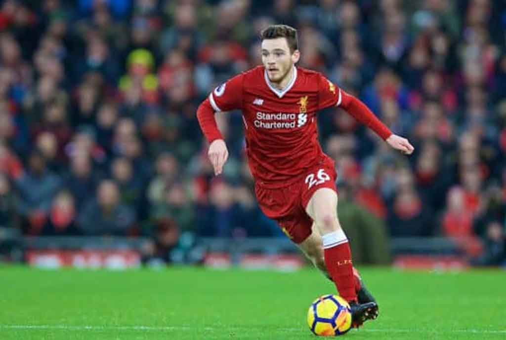 More To Come From Liverpool – Robertson