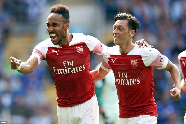 Arsenal Receive Massive Boost Ahead Of Their Match Against Cardiff City