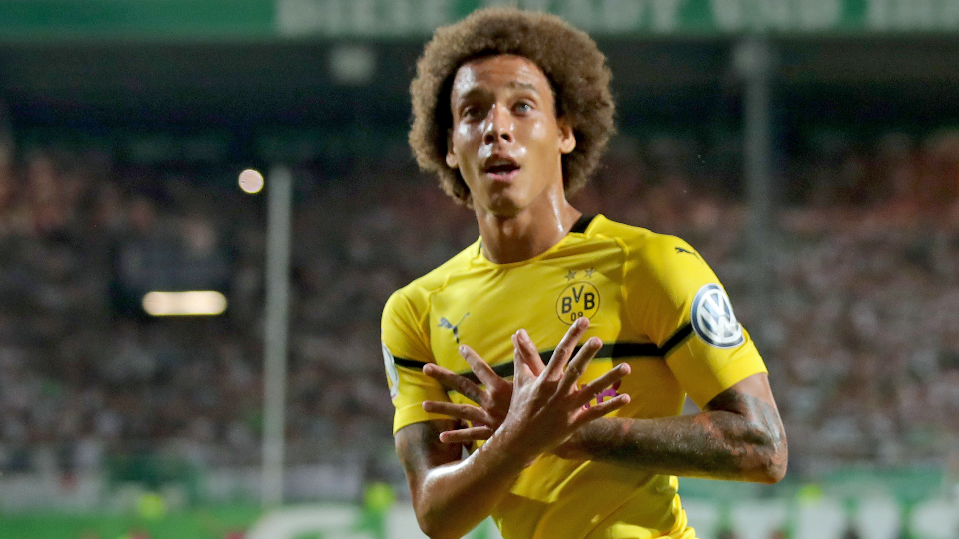 Witsel Expecting Tough Trip