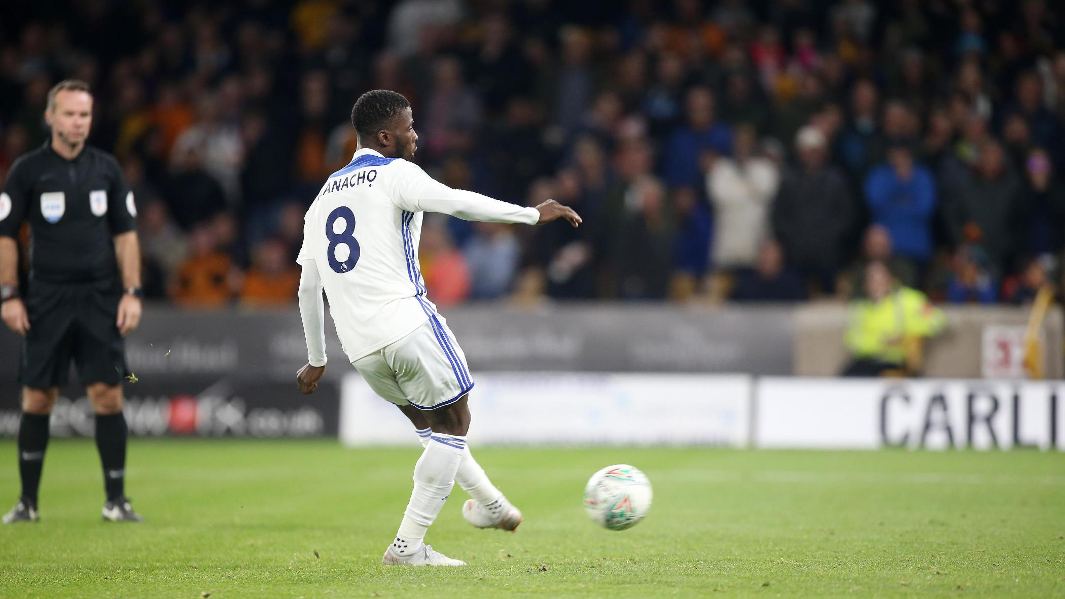 Carabao Cup: Iheanacho Nets Decisive Goal In Leicester's Shootout Win Vs Wolves
