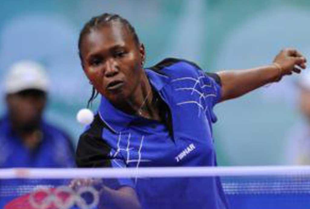 Ex-Olympian Kaffo Donates Balls,  Bats To F3TC Table Tennis Championship