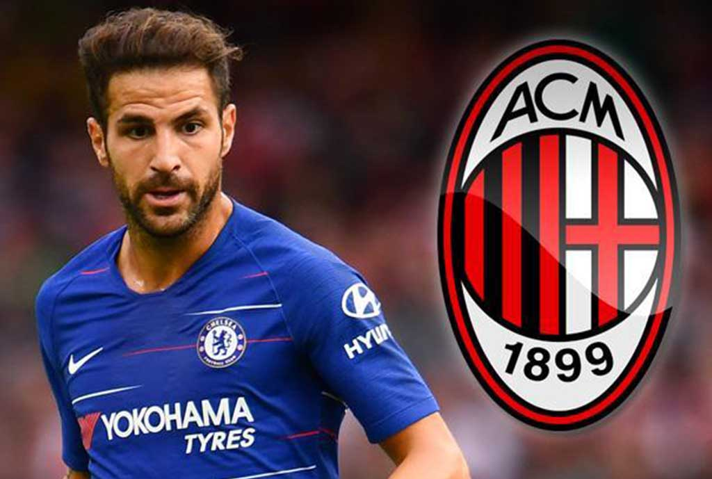 Milan Move Mooted For Cesc