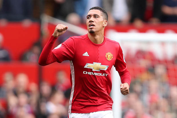 Smalling's United Future Called Into Question
