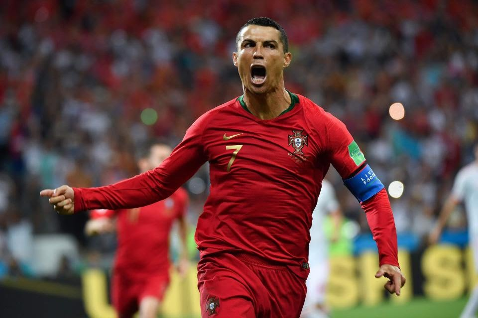 Portugal Coach Santos Relishes Winning Options Without Ronaldo
