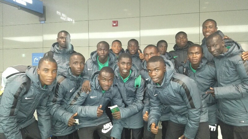 U-17 AFCON Qualifier: Golden Eaglets Thrash Cote d'l voire, Keep Hopes Alive