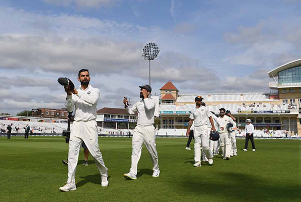 No Batting Changes for England