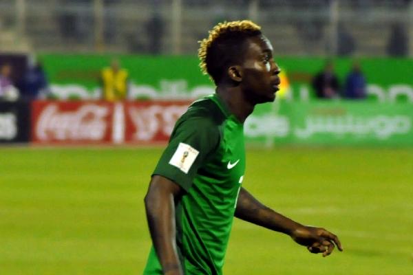 Onyekuru Happy To Score First Super Eagles Goal Vs Liberia