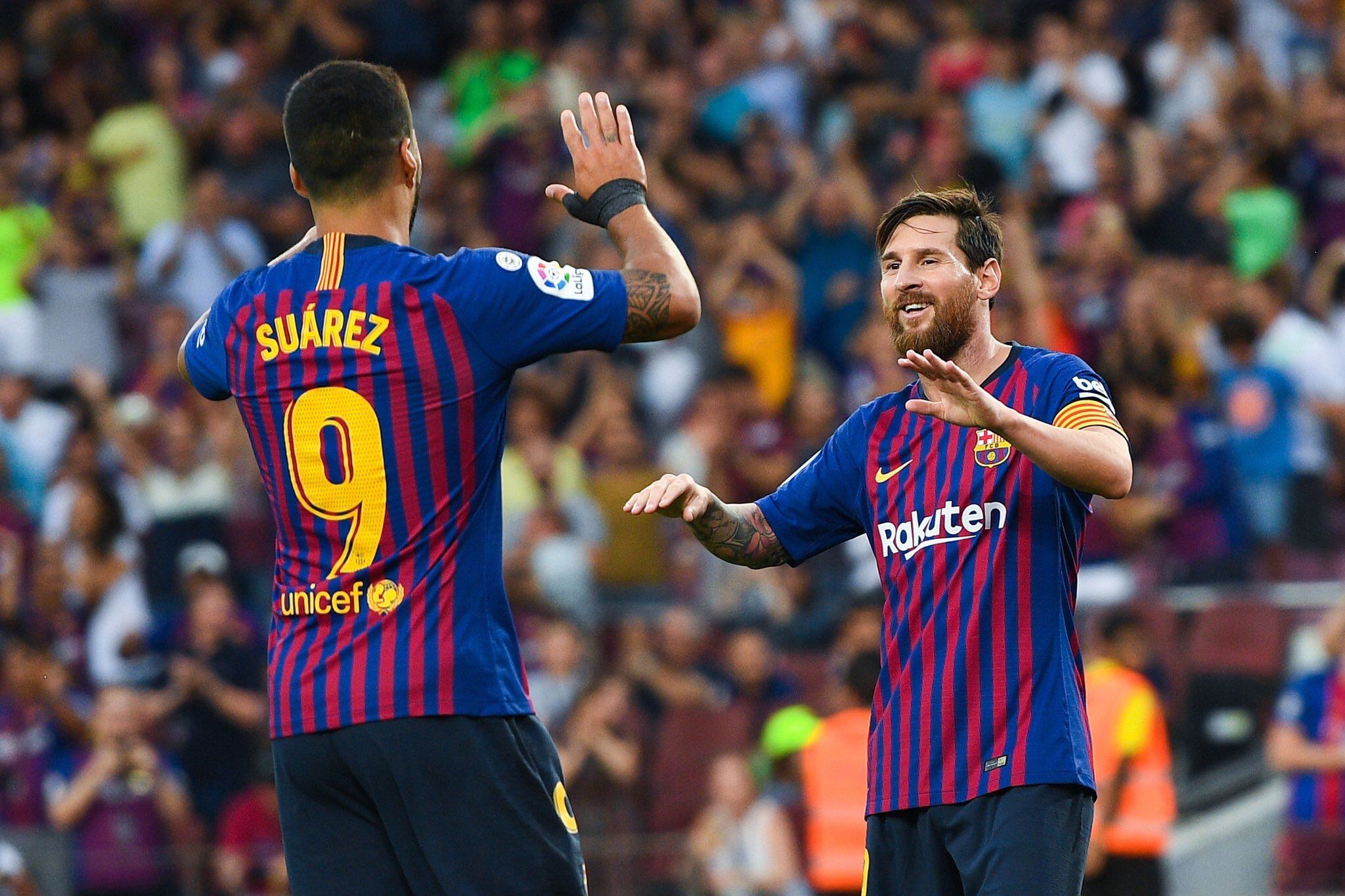Messi: It's Time For Barcelona To Win Champions League Again
