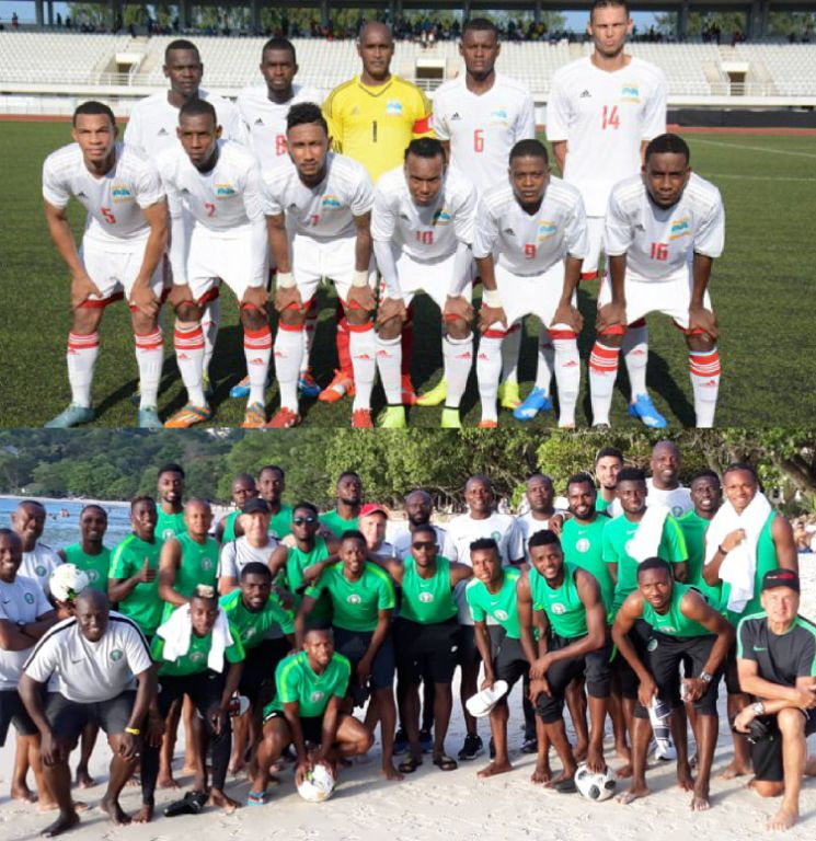 Seychelles Vs Nigeria:  Eagles Up Against Odds To Revive Cameroon 2019 Hopes