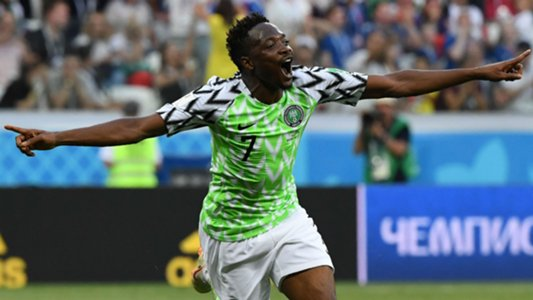 Musa: Eagles To Miss Mikel Vs Libya, But  We'll Win