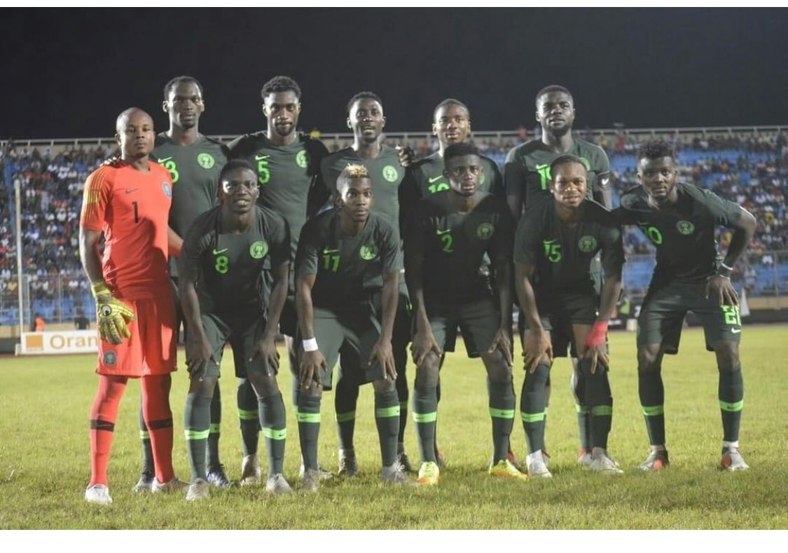 Agu: Super Eagles Have Advantage To Beat Libya Over Two Legs
