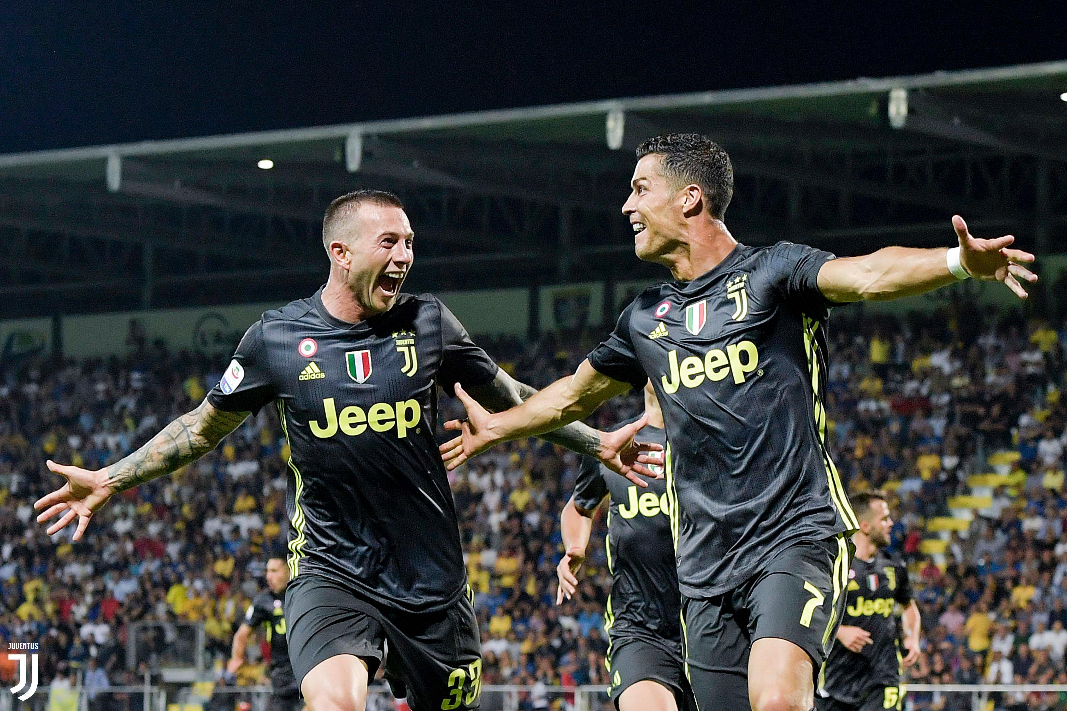 Allegri Praises Ronaldo's Winning Mentality In Juve's Win Vs Frosinone