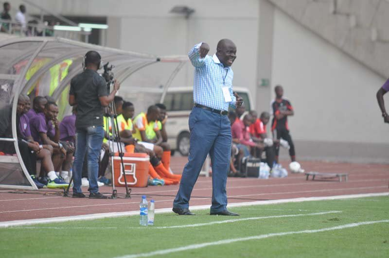 Aiteo Cup: Rangers Coach Ogunbote Ready For Tough Semi-Final Clash Vs Nasarawa