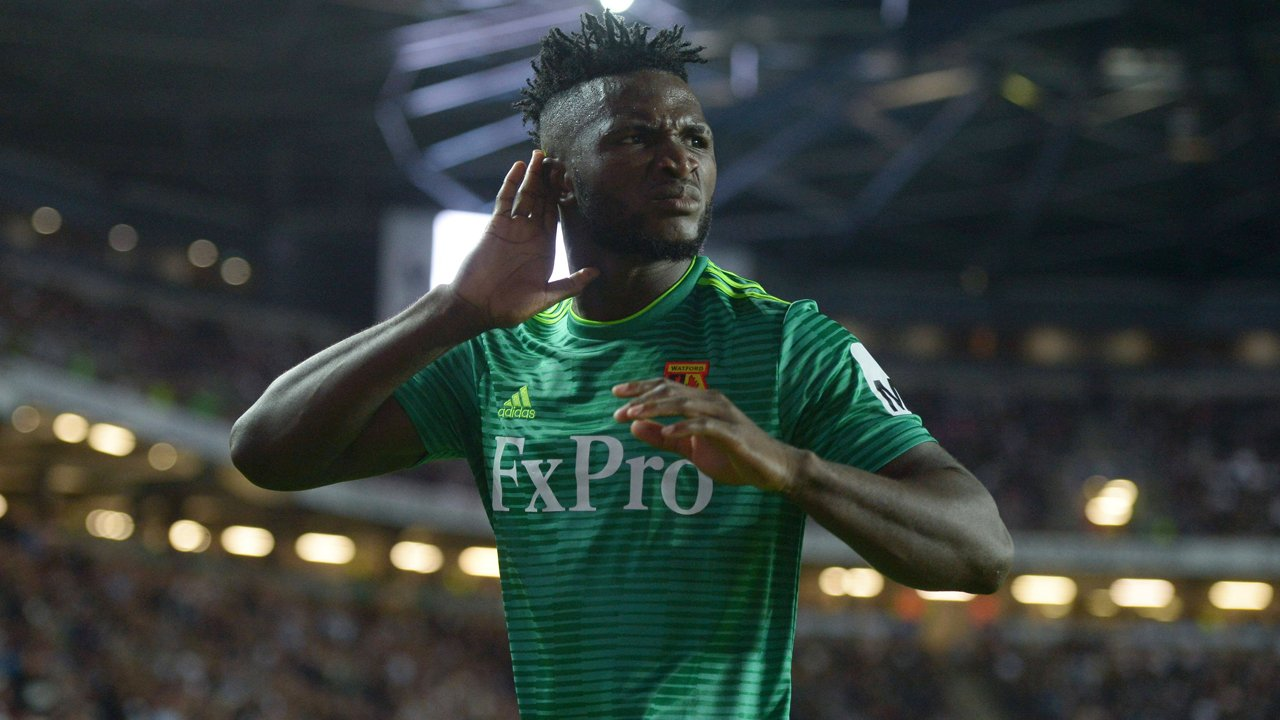 Carabao Cup: Success Scores For Watford; Moses, Iwobi Star As Chelsea, Arsenal Win