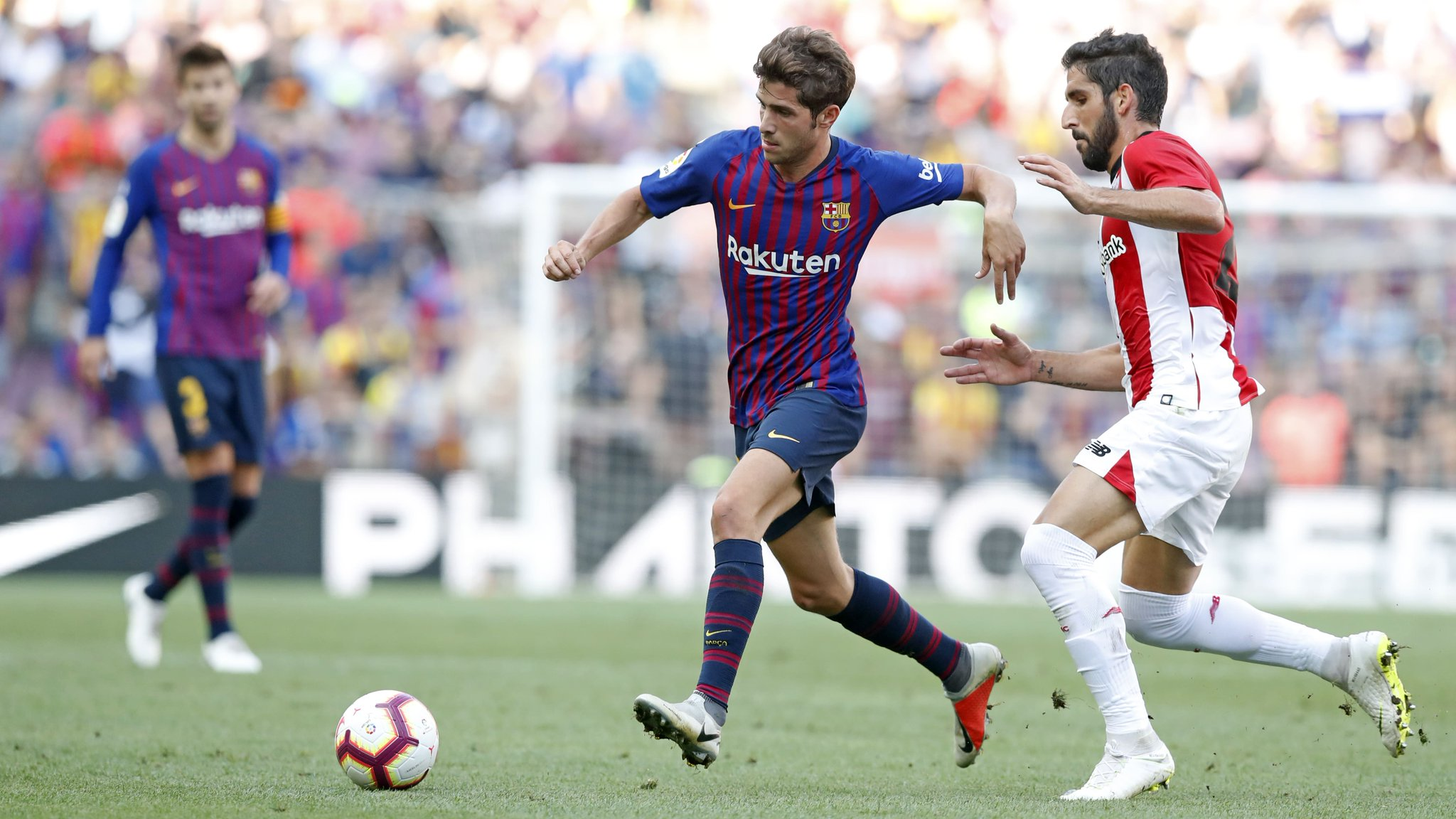 LaLiga: Barca Extend Winless Streak To 3 Games After Home Draw With Athletic Bilbao