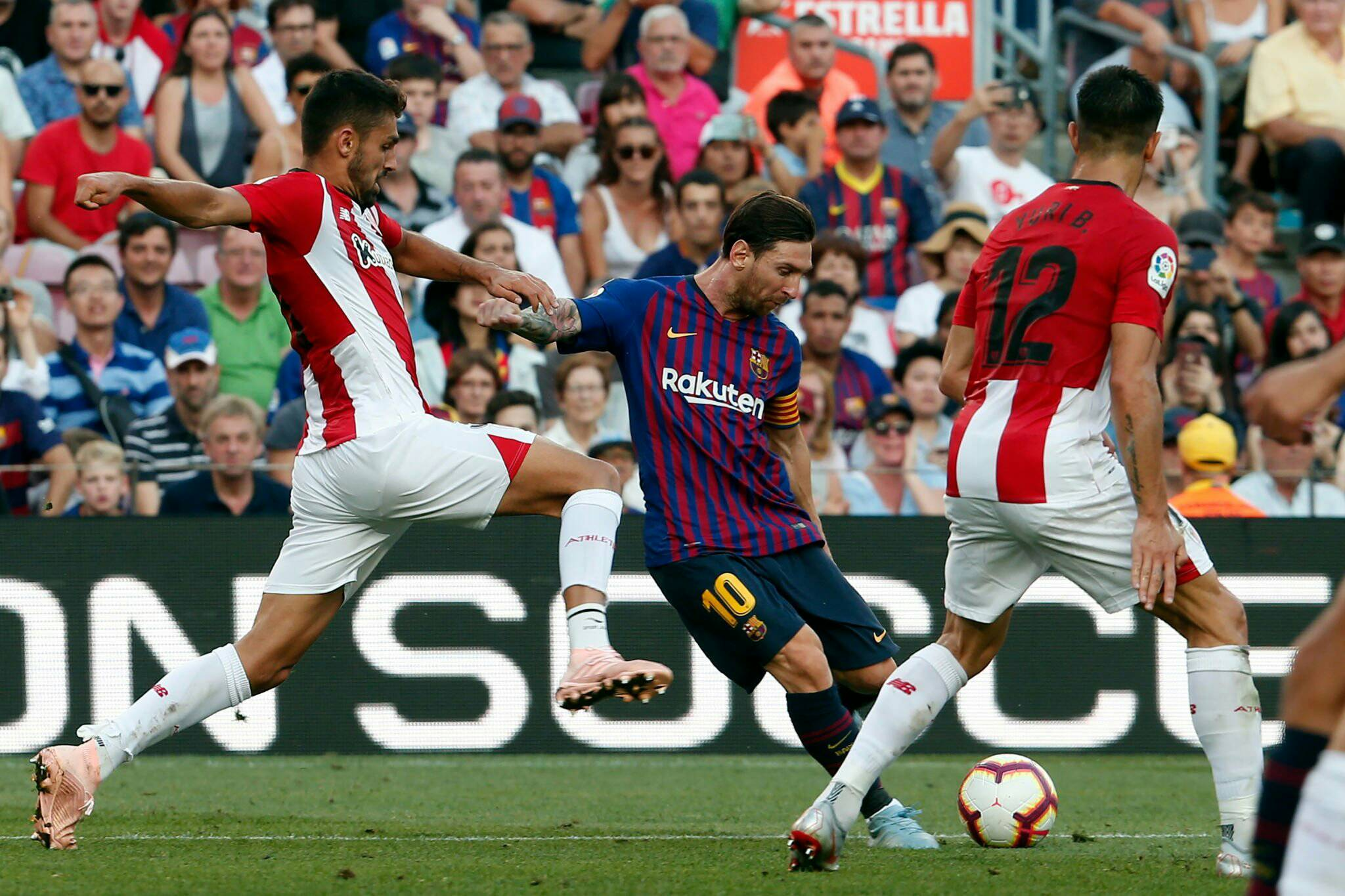 Messi: Season Just Started, Barca Will Bounce Back
