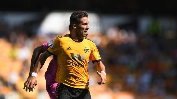 Moutinho Backs Wolves Style