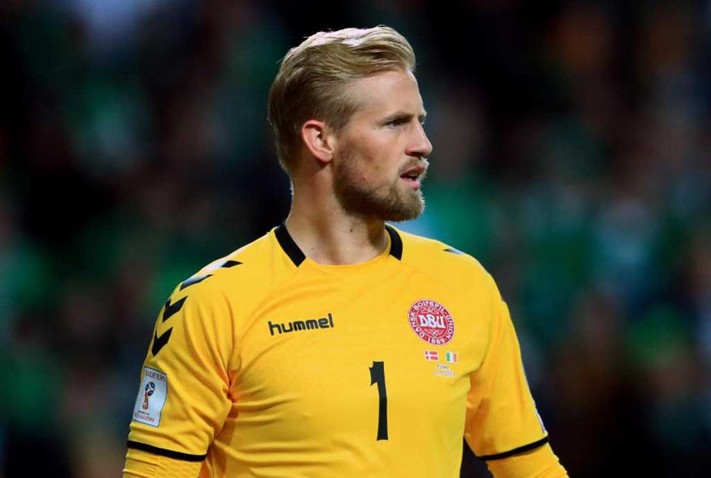Schmeichel Set To Miss Denmark Games As Dispute Rumbles On