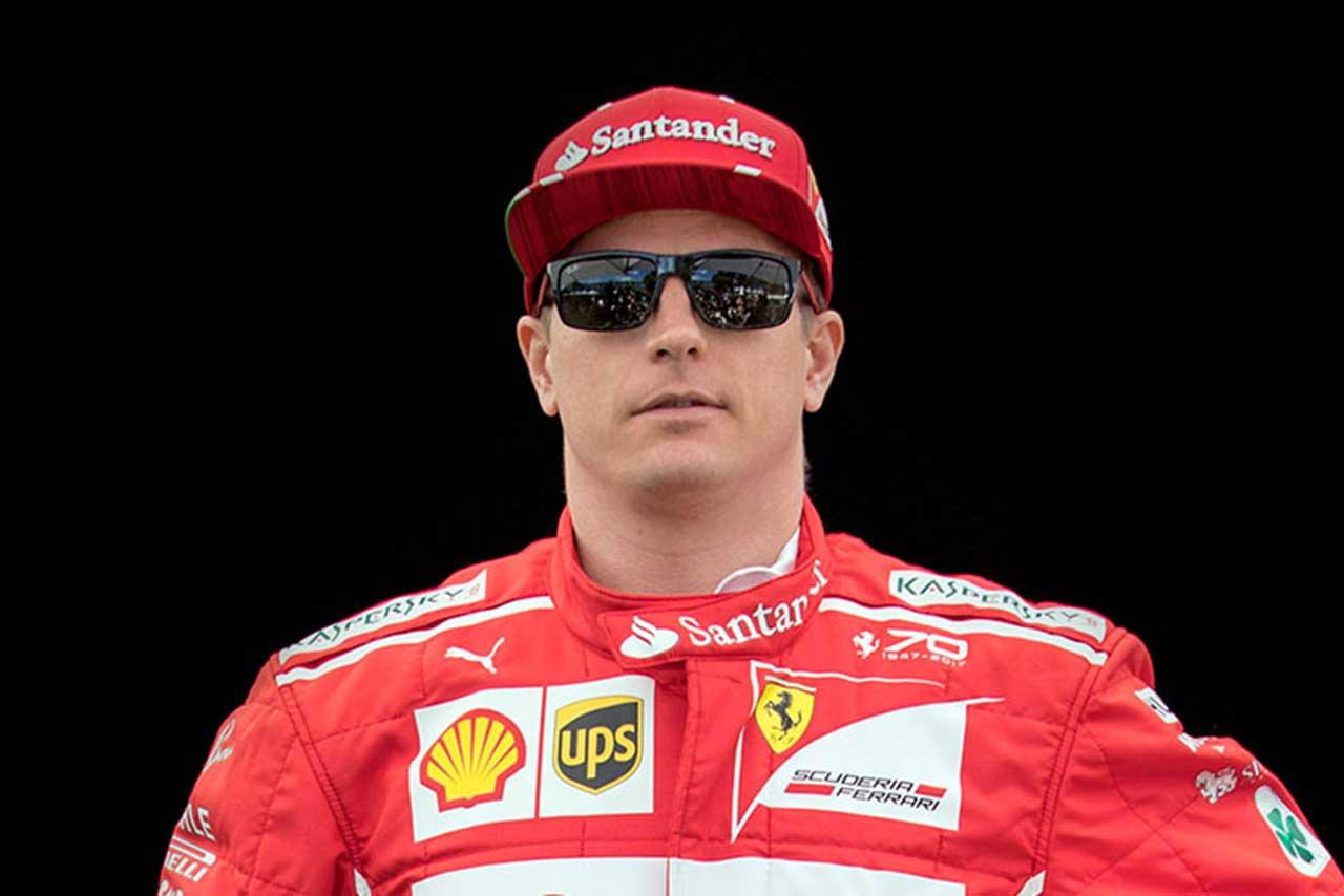 Raikkonen Fans Petition Ferrari
