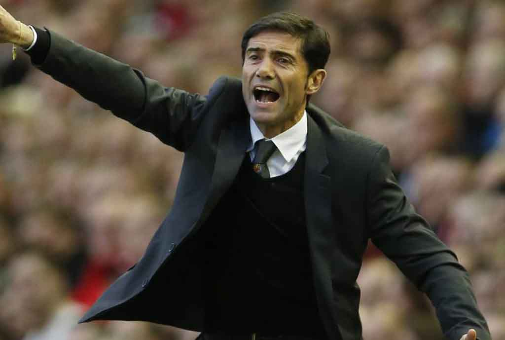 Los Che Need To Tighten Up – Marcelino