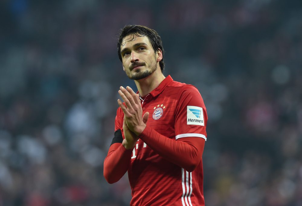 Hummels Accepts Bayern Rotation