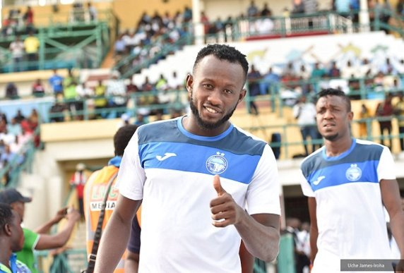 Enyimba Captain, Udoh: We Won't Underrate Rayon Sports In CAFCC Q/Final