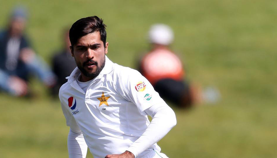 Amir Axed For Australia Showdown