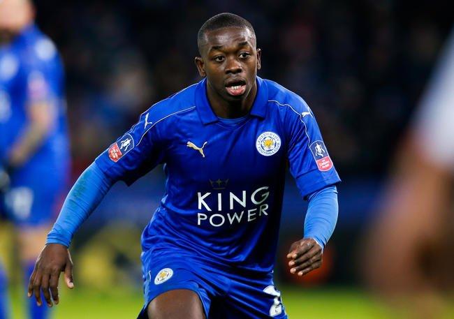 Leicester Midfielder Full Of Positivity