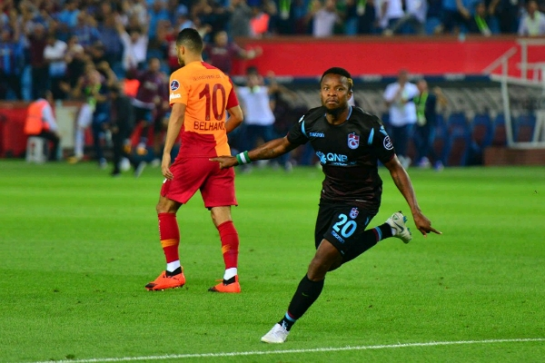 Onyekuru: Galatasaray Will Bounce Back Stronger After Defeat At Trabzonspor