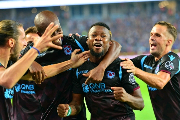 Onazi Happy To End Five-Month Goal Drought At Trabzonspor