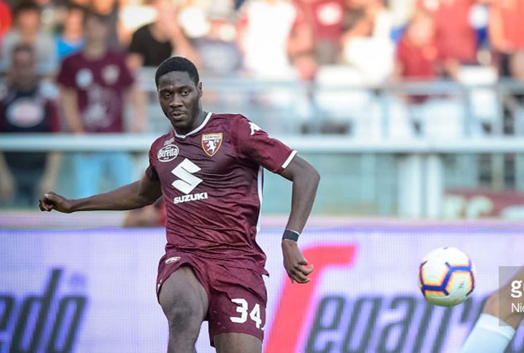 Aina Resumes Full Training With Torino, Set For Udinese  Clash
