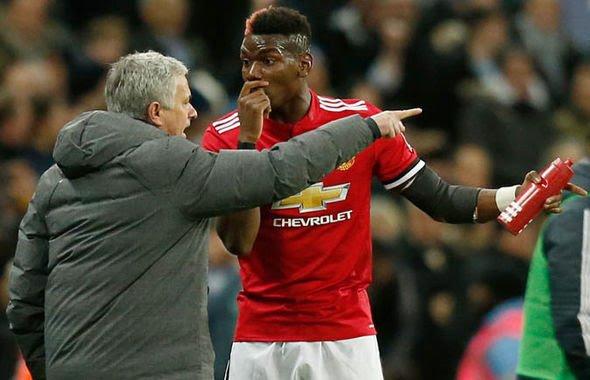 Pogba Unsure About Man United Stay Beyond January
