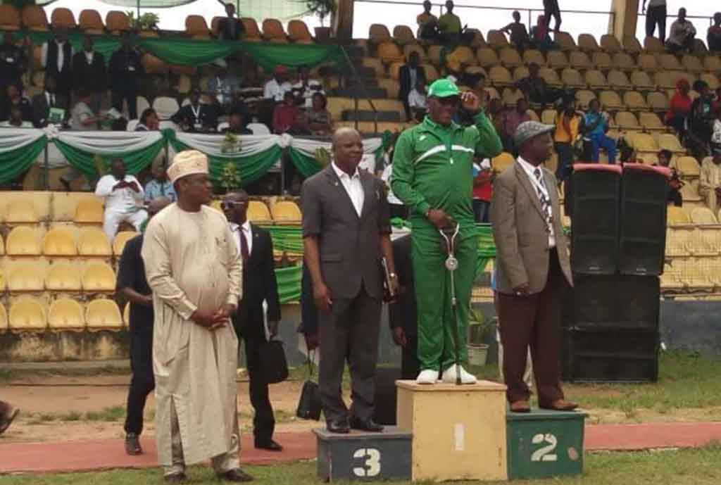 SWAN Lauds Sports Ministry On NYG Progress, Urges More States' Participation