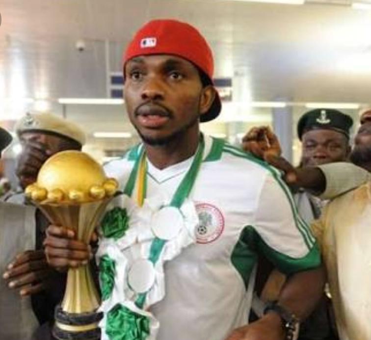 NFF, FIFA, Everton, Enyeama Celebrate Yobo At 38