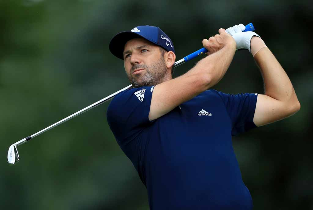 Garcia Chosen As Ryder Cup Wildcard