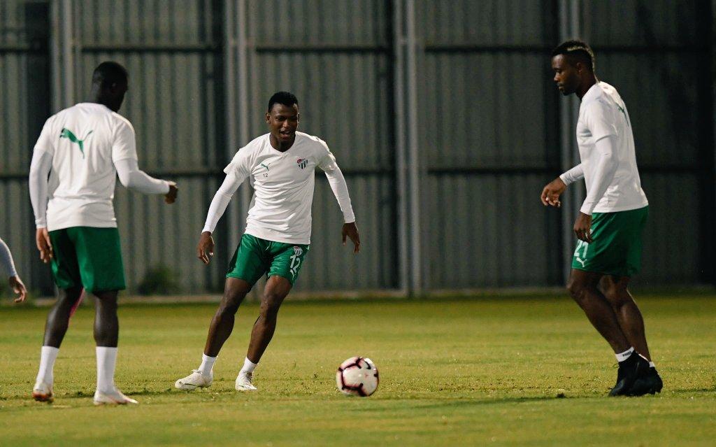 Abdullahi Glad To Resume Training After Injury-Induced Layoff