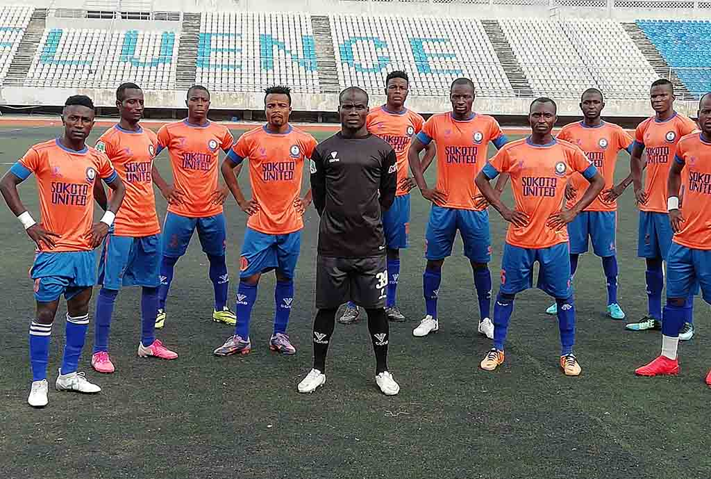 Aiteo Cup: Eagles Defender Shehu Pledges N100,000 Per Goal To Sokoto United Vs Pillars