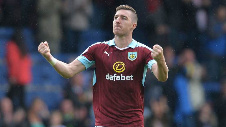 Ward Back With Clarets