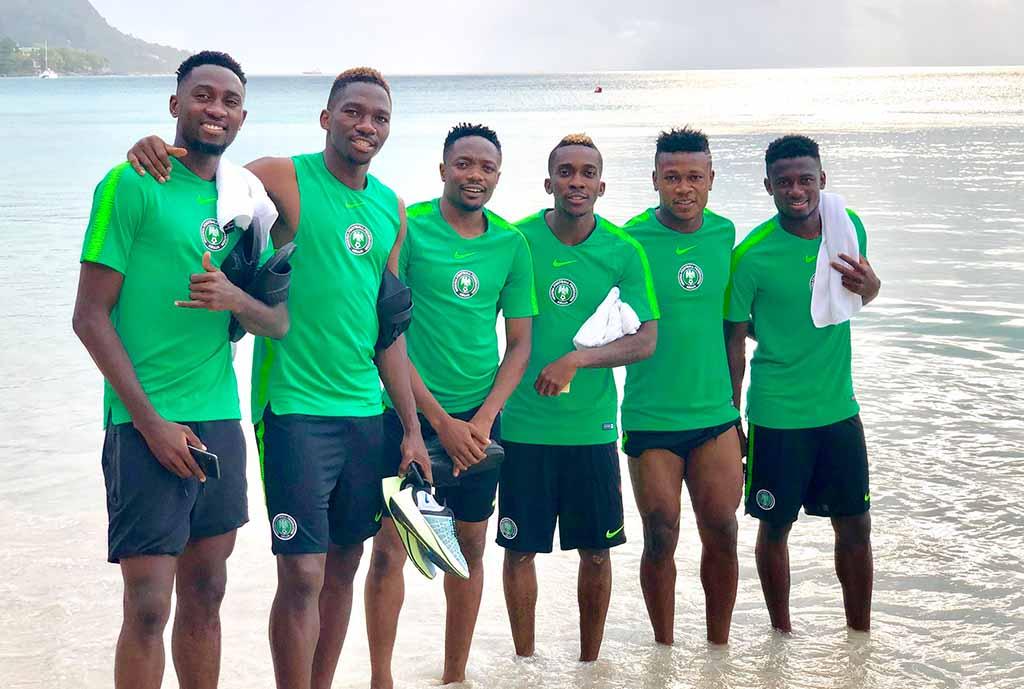 Onyekuru: It's Great To Be Back With Super Eagles Again