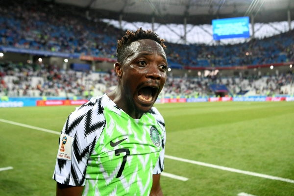 AFCON 2019: Captain Musa, Awaziem, Ighalo Score In Eagles' Away Win Vs Seychelles