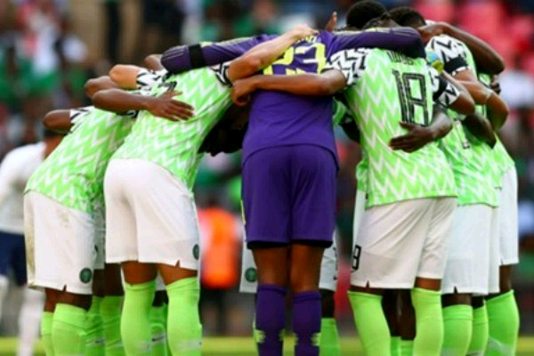 Finidi Urges Eagles To 'Keep Soaring' After Win Vs Seychelles