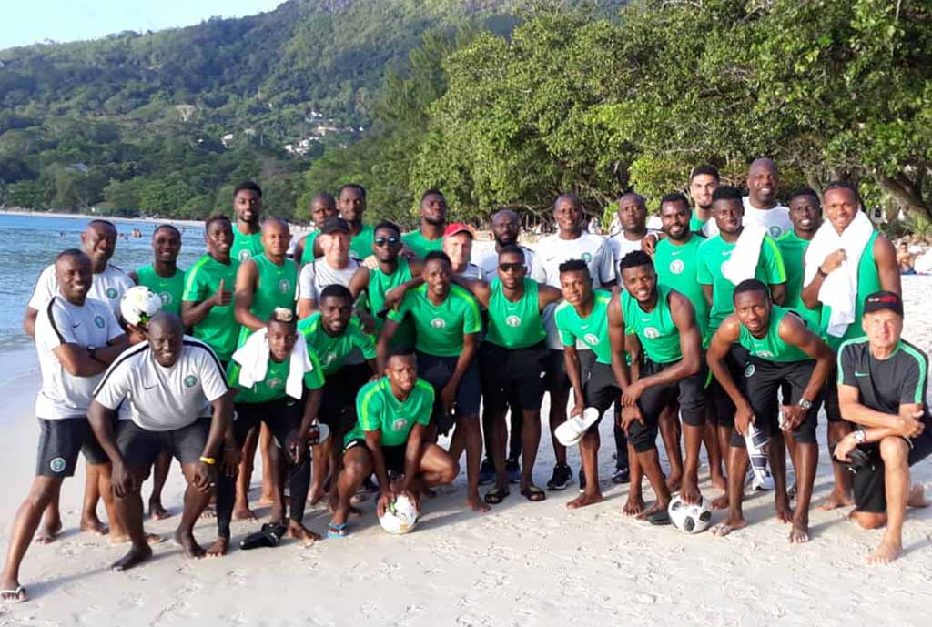 4 Reasons Super Eagles Can't Afford To Lose To Seychelles