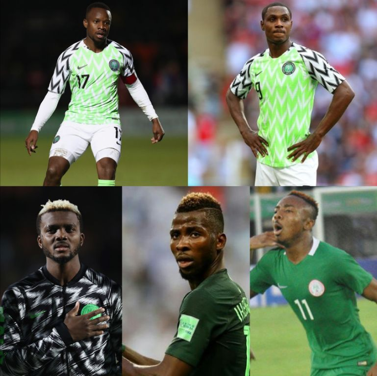 5 Eagles Raring To Prove Doubters Wrong Vs Seychelles