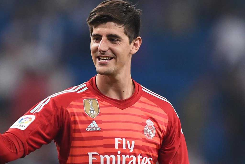 Courtois Unhappy With Chelsea Fans' Reaction To Move