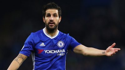 Both Milan Clubs Linked With Fabregas