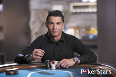 Cristiano Ronaldo - Becomes World's Top Poker Player