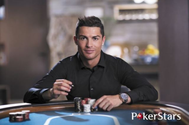 Cristiano Ronaldo – Biggest Name In Sports Becomes World's Top Poker Player