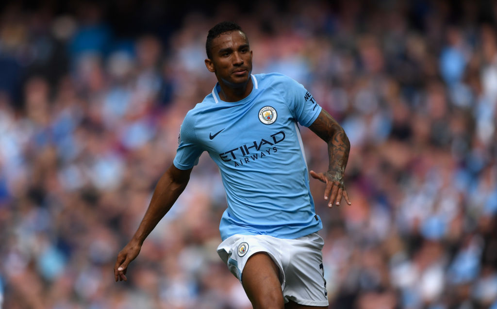 Danilo Back For City